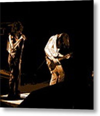Aerosmith In Spokane 19a Metal Print by Ben Upham