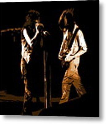 Aerosmith In Spokane 29b Metal Print by Ben Upham