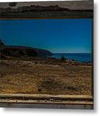 Elba Island - Inside The Frame - Ph Enrico Pelos Metal Print by Enrico Pelos