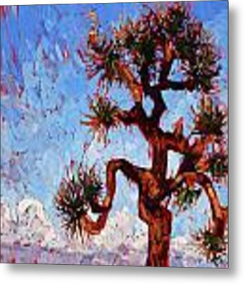 Joshua In The Sky Metal Print by Erin Hanson