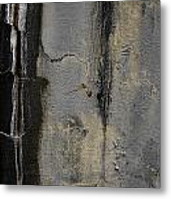 Wall Texture Number 5 Metal Print
