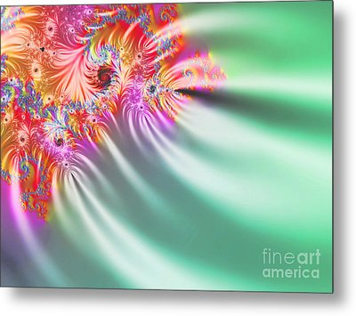 Aurora Color Dreams Metal Print by Stefano Senise