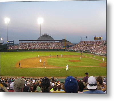 Final Rosenblatt Cws Metal Print