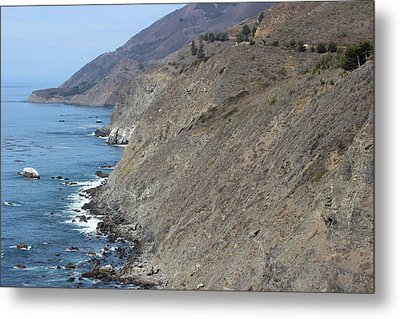 Ragged Point View Metal Print