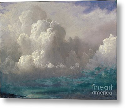 Storm Clouds Metal Print by Celestial Images