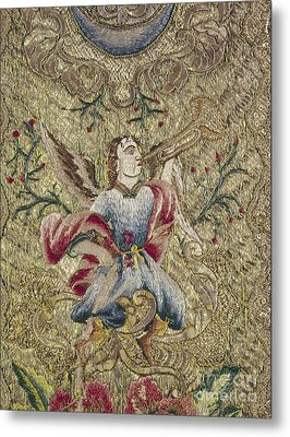 Chasuble, 18th Century Metal Print by Granger