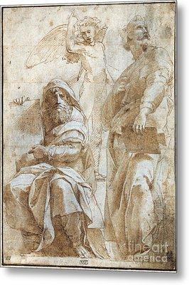 Raphael: Study, C1510 Metal Print by Granger