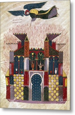 Facundus Beatus, 1047 Metal Print by Granger