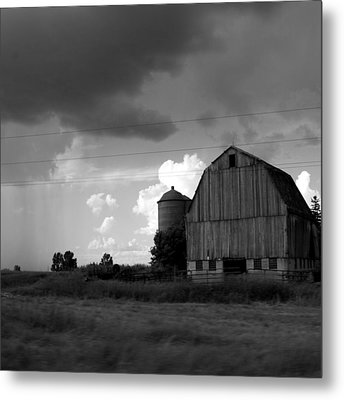 08016 Metal Print by Jeffrey Freund