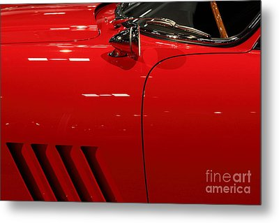 1965 Ferrari 275 Gtb - 5d20035 Metal Print by Home Decor