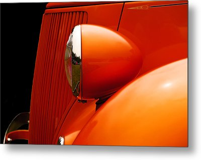 34 Front End Metal Print by Jim  Hatch