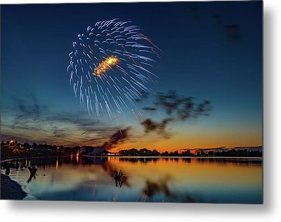 4th Of July Metal Print