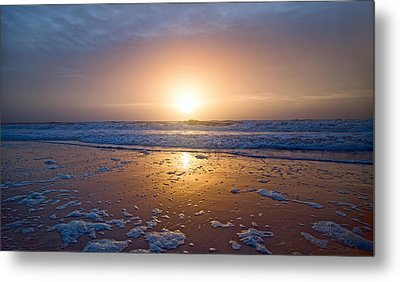 A Gift Every Morning Metal Print by Betsy Knapp