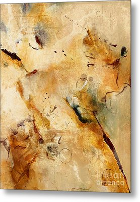 Abstract 130 Metal Print by Angelina Cornidez