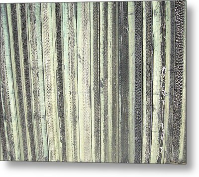 Abstract Metal Print by Gonca Yengin