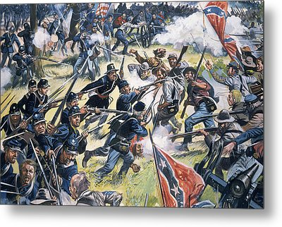 American Civil War Metal Print