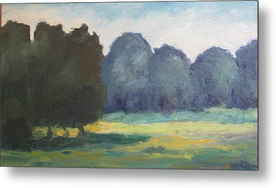Arkansas Meadow Metal Print