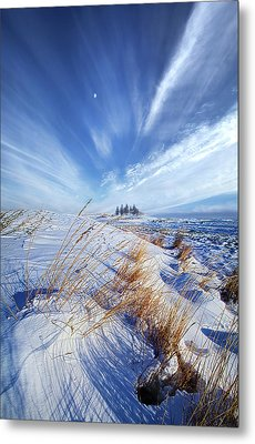 Metal Print featuring the photograph Azure by Phil Koch