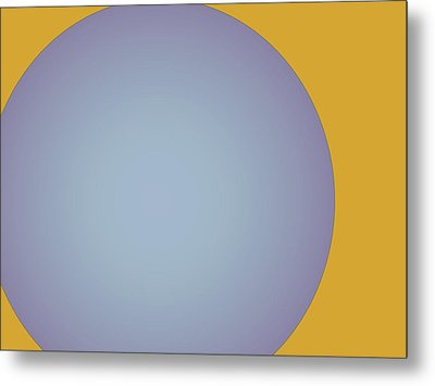 Ball Metal Print by Contemporary Art