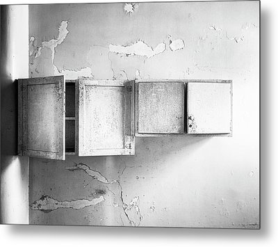 Bare Metal Print by Dominic Piperata