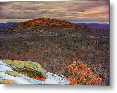 Bear Mountain  Metal Print by Raymond Salani III