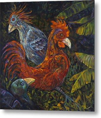 Birditudes Metal Print