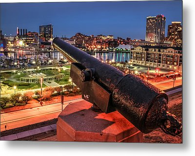 Blast From The Past  Metal Print by Wayne King