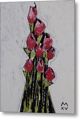 Bloom No. 1  Metal Print by Mark M  Mellon