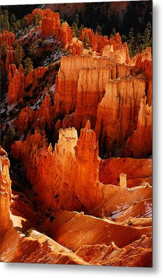 Bryce Canyon Metal Print by Harry Spitz