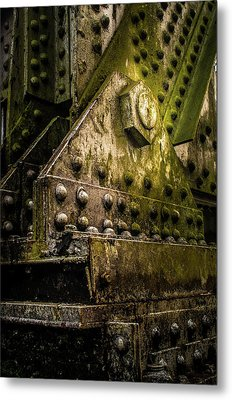 Burden Bearing 3 Metal Print