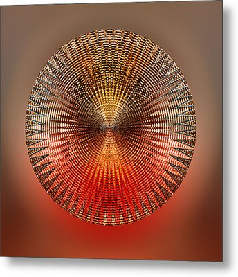 Cadence Metal Print by Peter Lloyd
