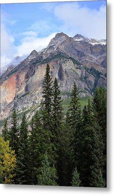 Canadian Rockies No. 2-1 Metal Print
