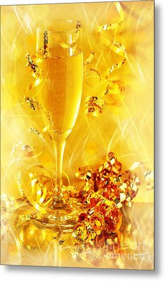 Celebration Metal Print by HD Connelly