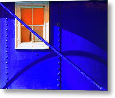 Metal Print featuring the photograph Chromatic by Wayne Sherriff