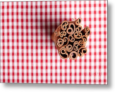 Cinnamon Metal Print by Nailia Schwarz