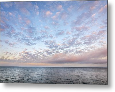 Cloud Collective Metal Print by Jon Glaser