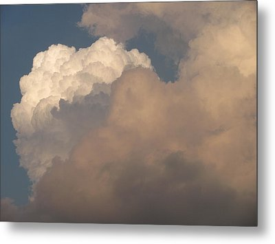 Metal Print featuring the photograph Clouds 3 by Douglas Pike