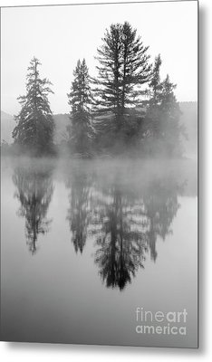 Coffin Pond - Sugar Hill New Hampshire Metal Print by Erin Paul Donovan