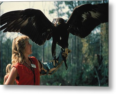 Come Fly With Me Metal Print by Carl Purcell
