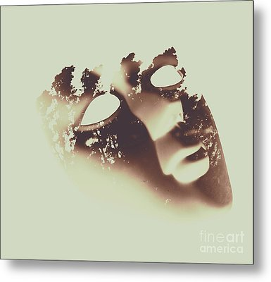Connection To All That Is Metal Print by Jorgo Photography - Wall Art Gallery
