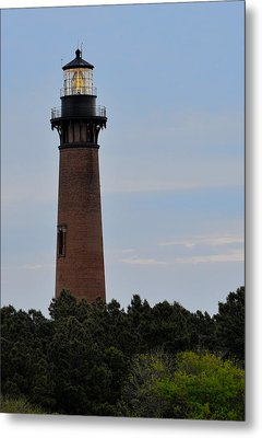 Curritucks Light Metal Print