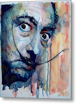 Dali Metal Print by Paul Lovering