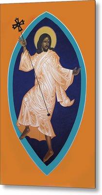 Dancing Christ Metal Print by Mark Dukes