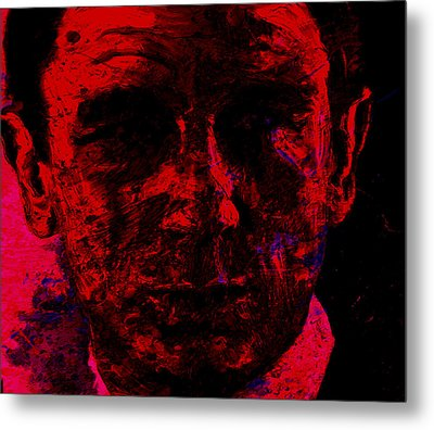 Daniel Craig Metal Print