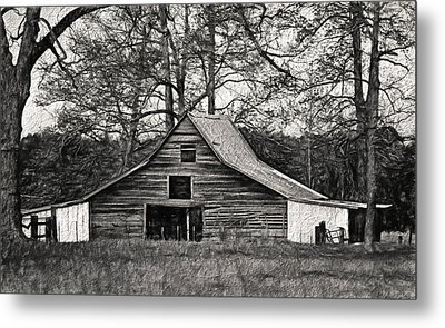 Days Gone By 2 Metal Print