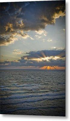 Daytona Sunrise Metal Print