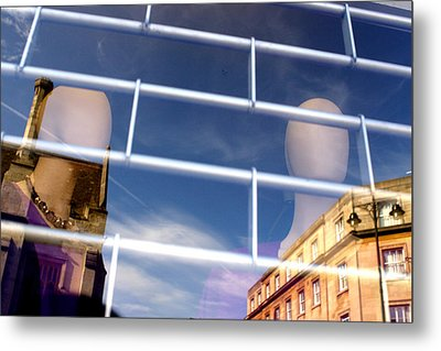 Different Lives Metal Print by Jez C Self