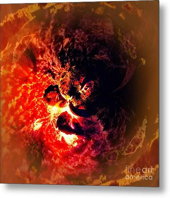 Do You See What I See Metal Print by Blair Stuart