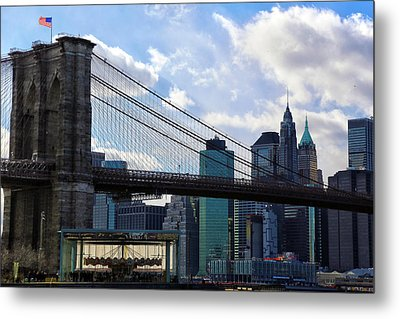 Metal Print featuring the photograph Dumbo by Mitch Cat