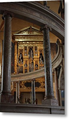 Metal Print featuring the photograph Duomo Verona by Pat Purdy